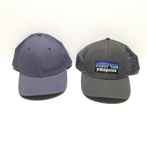 Two Patagonia Hats